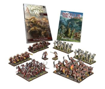 Kings of War Battle of the Glades: 2 Player Battle Set
