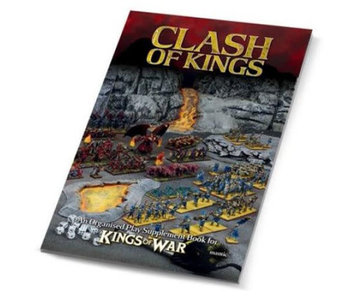 Kings of War Organised Play Supplement