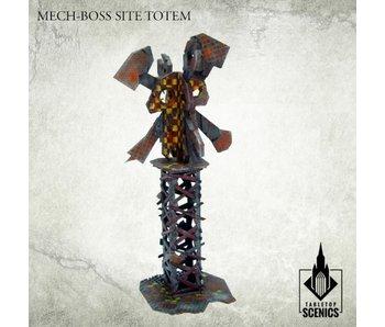 Mech-Boss Site Totem HDF
