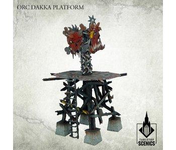 Orc Dakka Platform HDF