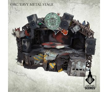 Orc 'Eavy Metal Stage HDF