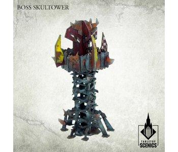 Boss Skulltower HDF