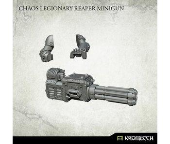Chaos Legionary Reaper Minigun