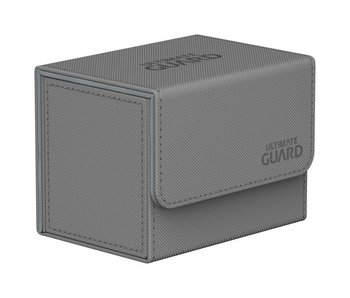 Ultimate Guard Deck Case Sidewinder 80+ Xenoskin Grey