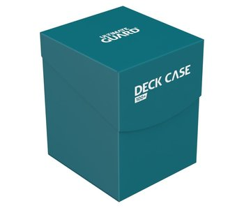 Ultimate Guard Deck Case Standard Petrol 100+