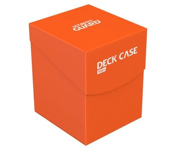 Ultimate Guard Deck Case Standard Orange 100+