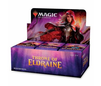 Throne of Eldraine Booster Pack Box