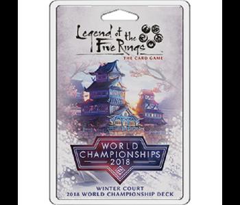 Lotfr Lcg: Winter Court 2018 World Championship