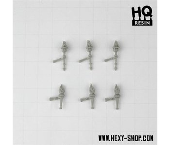 HQ Resin - Torches - Set 3