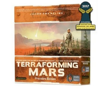 Terraforming Mars (Français)