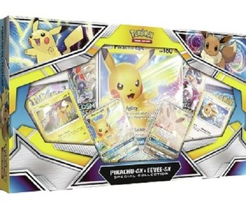 Pikachu-GX & Evee-GX Special collection