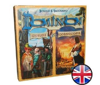 Dominion - Entension: Guilds & Cornucopia (English)