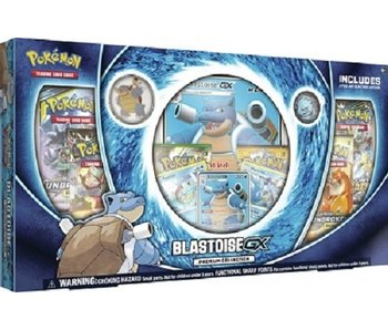 Pokémon Blastoise-Gx Premium Collection