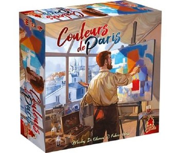 Couleur de Paris (Multi-Language)