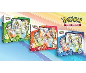 Pokemon Galar Collection