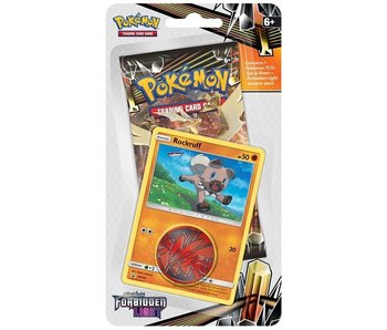 Pokémon SM6 Forbidden Light Check Lane Blister