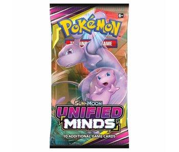 Pokémon Sun & Moon Unified Minds - Booster