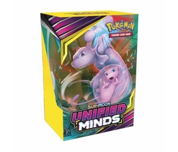 Pokémon Sun & Moon Unified Minds - Build & Battle