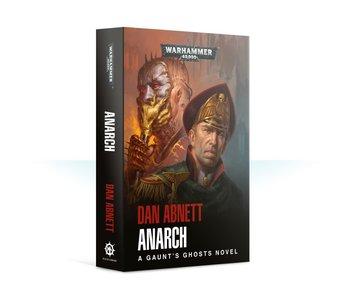 Gaunt's Ghosts: Anarch (PB) Book (PRE ORDER)