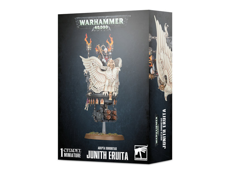 Games Workshop Adepta Sororitas Junith Eruita