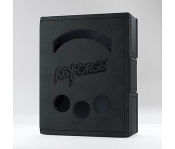 Keyforge Deck Book - Black