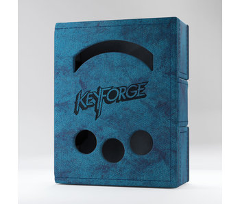 Keyforge Deck Book - Blue