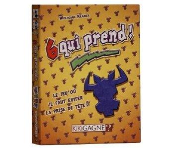 6 Qui Prend! (Français)