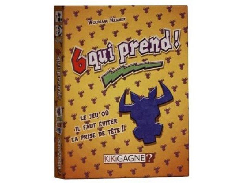 Kiki gagne 6 Qui Prend! (Français)