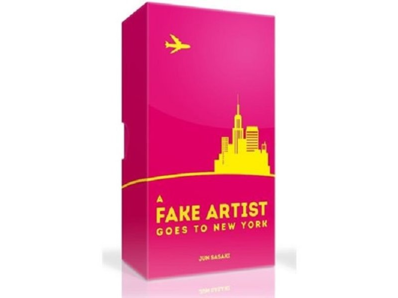 Oink Games A Fake Artist Goes to New-York (Multi-Language)