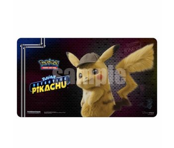 Ultra-Pro Playmat Pokemon Detective Pikachu