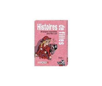 Black Stories - Junior - Histoires de Filles (Français)