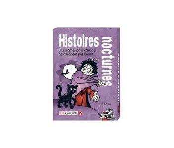Black Stories - Junior - Histoires Nocturnes (Français)