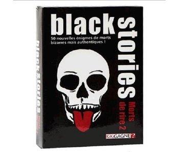 Black Stories - Morts de Rire 2 (Français)