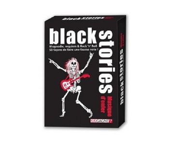 Black Stories - Musique D'enfer (Français)