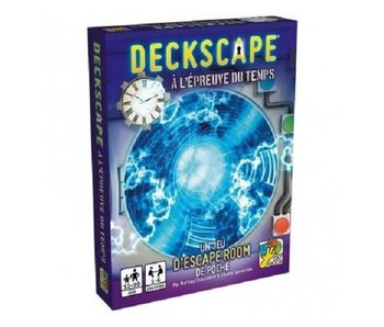 Deckscape 1: A L'Epreuve du Temps (Français)