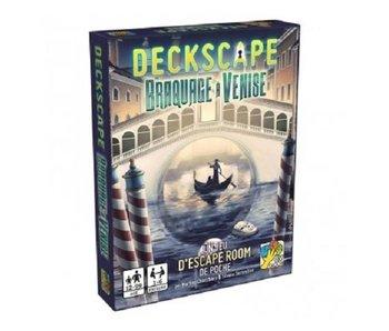 Deckscape 3: Braquage a Venise (Français)