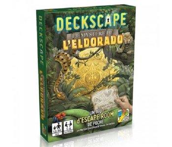 Deckscape 4: Le Mystere de L'El Dorado (Français)