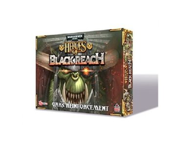 Heroes of Black Reach - Orks Reinforcement (Multi-Language)
