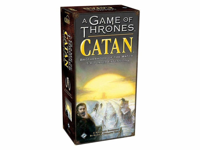 Catan A Game of Thrones Catan - 5-6 Player Extension