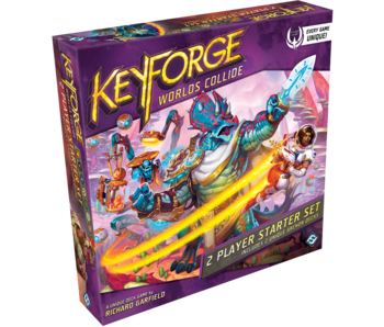 Keyfore: Worlds Collide - 2 Player Starter Set