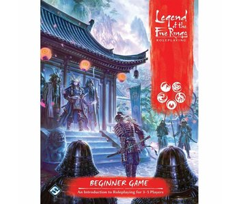 Legend of The Five Rings Roleplaying - Beginner Game