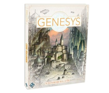 Genesys - A Narrative Dice System Core