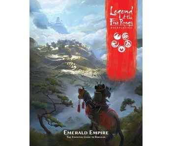 Legend of The Five Rings Roleplaying - Emerald Empire