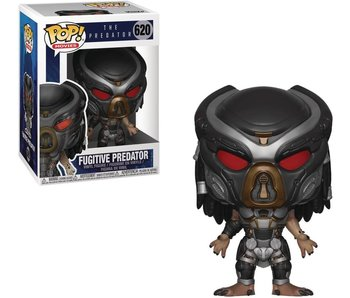 Funko Pop! Movies The Predator - Fugitive Predator
