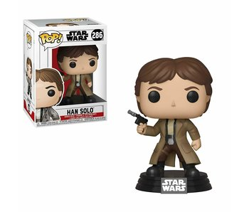 Funko Pop! Star Wars Return of the Jedi Endor Han