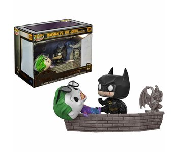 Funko Pop! Movie Moment Batman 80Th - Batman and Joker