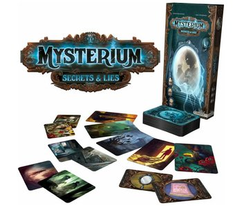 Mysterium - Extension Secret & Lies