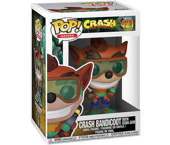 Funko Pop! Games Crash Bandicoot - Crash with Scuba
