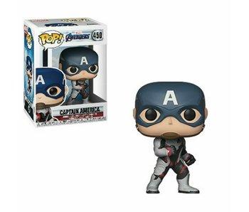 Funko Pop! Marvel Avengers Endgame - Captain America