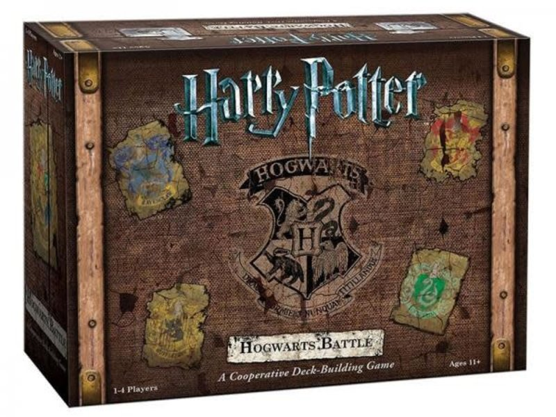 USAopoly Harry Potter™ Hogwarts™ Battle - A Cooperative Deck-Building Game